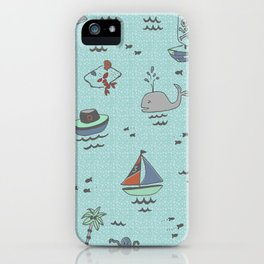 Yo HO HO iPhone Case