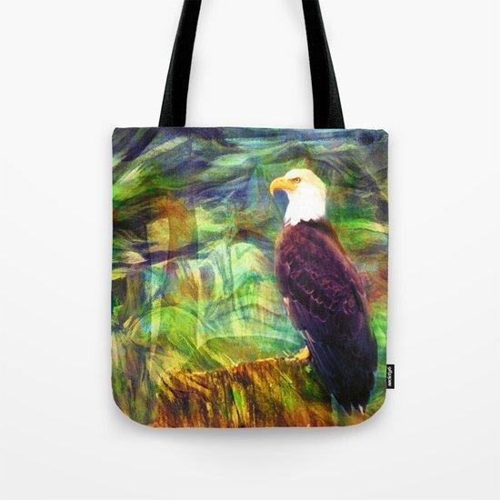 West Coast Eagle Tote Bag