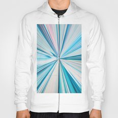 426 - Abstract grass design Hoody
