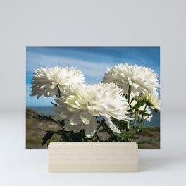 Naturally Floral Mini Art Print
