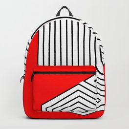 Three Dimentional Effect Backpack