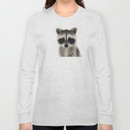 Baby Racoon Long Sleeve T-shirt