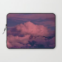 Winter Storm Clouds Laptop Sleeve