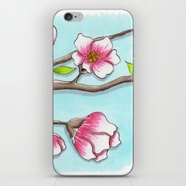 Almond Tree iPhone Skin