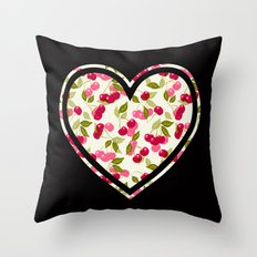 Summer Of Love .  2 Throw Pillow