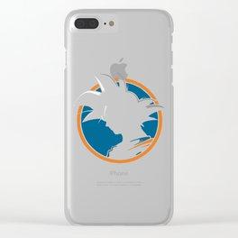 dragon ball Clear iPhone Case