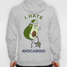 I Hate Avo cardio Hoody