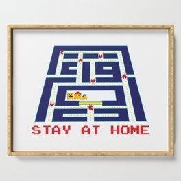 COVID19PACMAN Serving Tray