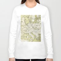 europe Long Sleeve T-shirts featuring 1938 Europe by inourgardentoo