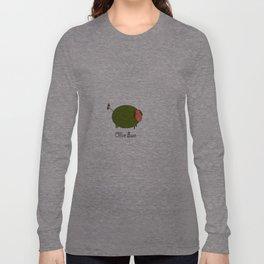 Olive Ewe. Long Sleeve T-shirt