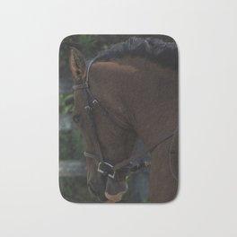Horse show Bath Mat