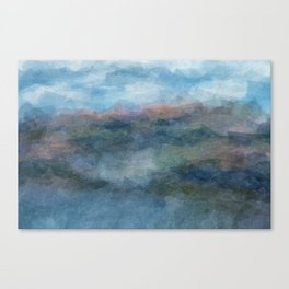 Dazzler Of Light Pink Canvas Print