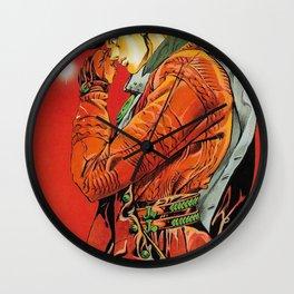 Jojo Bizarre Adventure Wall Clock