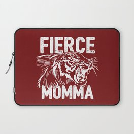 Fierce Momma / Red Laptop Sleeve
