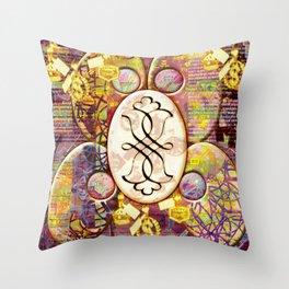 Monica (#TheAccessoriesSeries) Throw Pillow