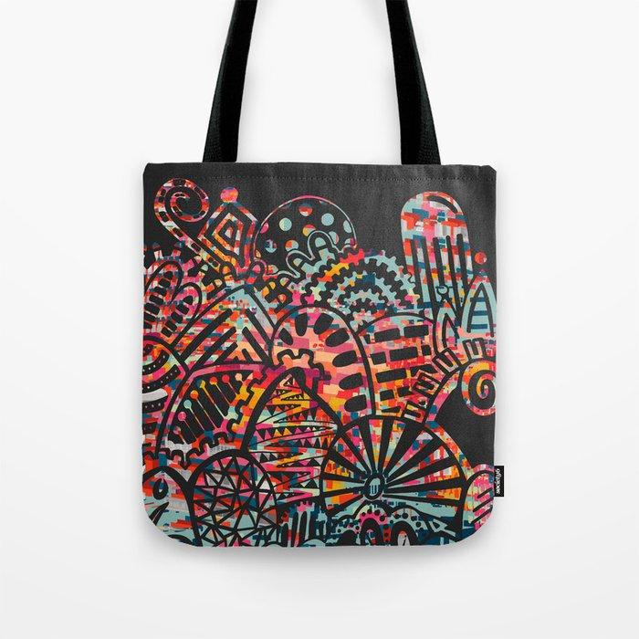 Imprint IV Tote Bag