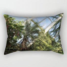 A taste of the tropics in Wisconsin Rectangular Pillow