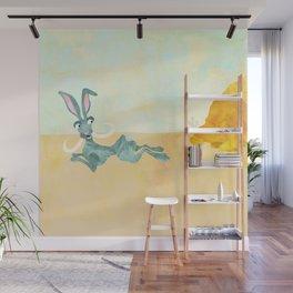 Tusky Jacknabbit (Bewundering World of Bewilderbeests) Wall Mural