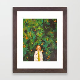 Lost in Miami Framed Art Print