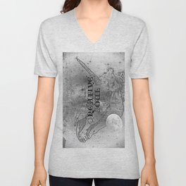 Unicorn: Untamed Soul Unisex V-Neck