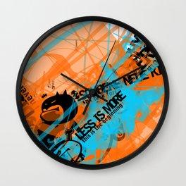 Gonzos Coded, Remixed. 2007_series01_shot11 Wall Clock