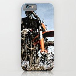 KTM Moto iPhone Case