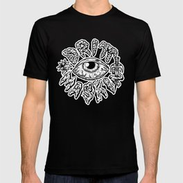 Drittmaskin - Crazy Eye & Weapons T-shirt