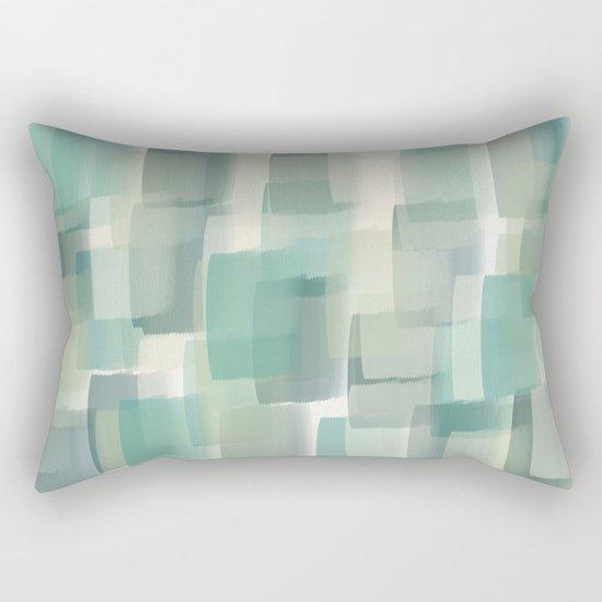 Abstract pattern 130 Rectangular Pillow