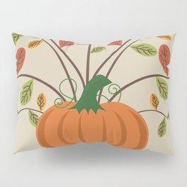 Fall Pumpkin Pillow Sham