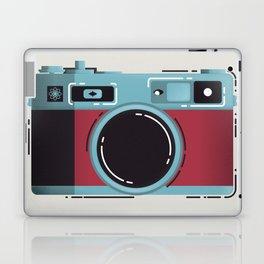 Little Yashica Camera Laptop & iPad Skin