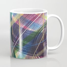 Purple Leap Coffee Mug