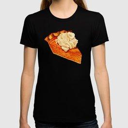 Pumpkin Pie Pattern T-shirt