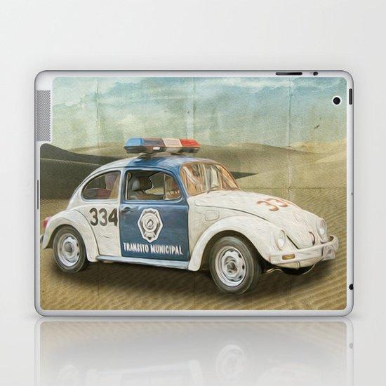 Dune Buggy Fuzz Laptop & iPad Skin