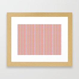 Repeat It Framed Art Print