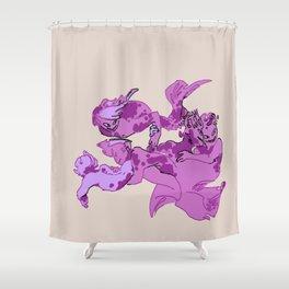 jocks Shower Curtain