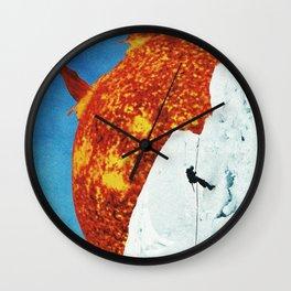 sun Wall Clock