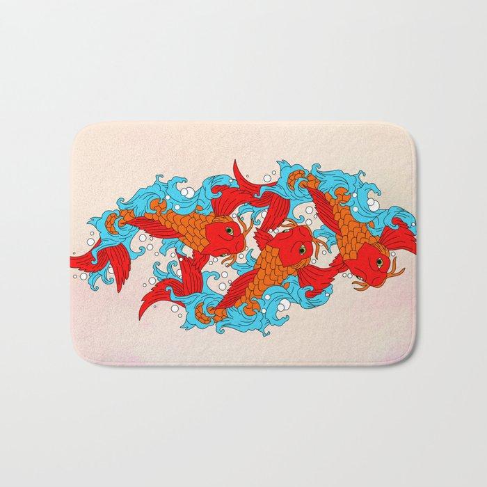 sea life  Bath Mat