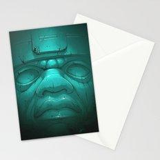 Olmeca III. Stationery Cards