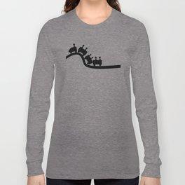 Cart Ride Long Sleeve T-shirt