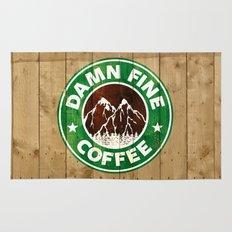 Damn Fine Coffee Rug