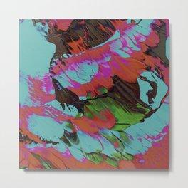Acrylic wild (everyday 9/365) Metal Print