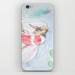 Koi Pond iPhone Skin
