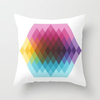 fig Throw Pillows featuring Fig. 022 by Maps of Imaginary Places