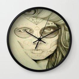 Muerto Abandonada  Wall Clock