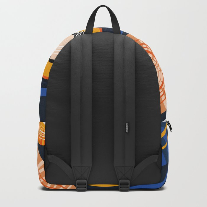Circles In The Sky Backpack
