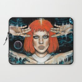 Leeloo Dallas Laptop Sleeve