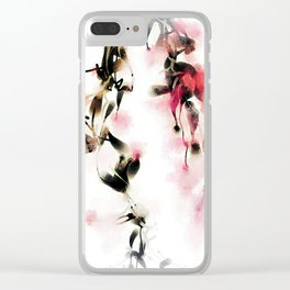 You are loved Clear iPhone Case