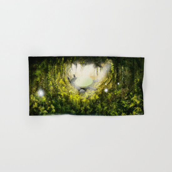 Totoro's Dream Hand & Bath Towel