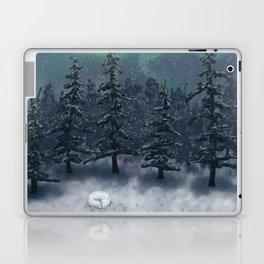 Wintry Forest Laptop & iPad Skin
