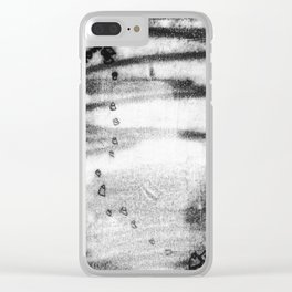 when things fell apart - i Clear iPhone Case